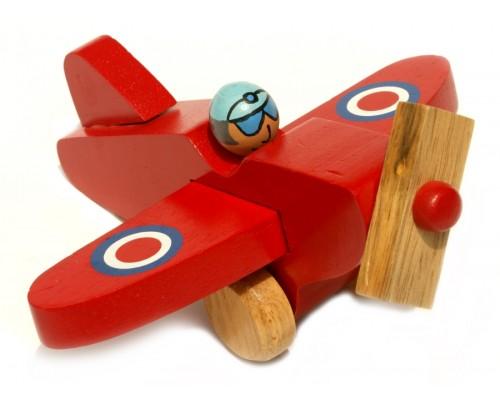 Aeroplane Push Along