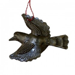 Dove Christmas Ornament