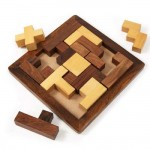 Piece It Together Wood Game