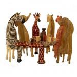 Party Animal Set - Mahogany