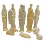 Nativity Set - Soapstone - Medium