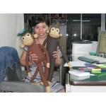 Monkey - Large