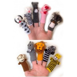 Finger Puppets - Individual