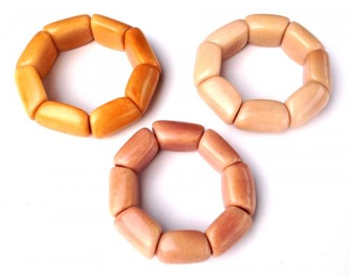 Bracelet - Riverbed Tagua Nut