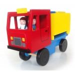 Tip Truck with Blocks