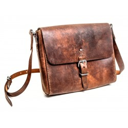 Satchel: The Companion - Ethical Leather