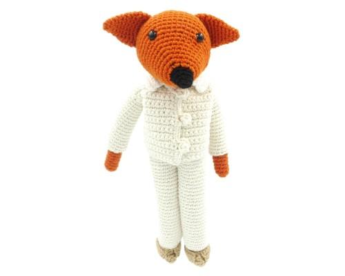 Fox - Crocheted