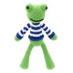Frog - Crocheted