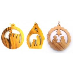 Olive Wood Decorations
