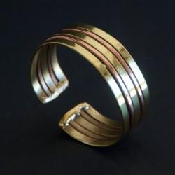 Cuff Brass and Copper - Architecture