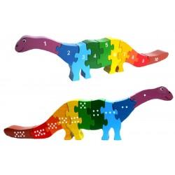 Puzzle - Apatosaurus