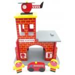 Fire Station - Build up set