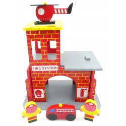 Fire Station - Build up set
