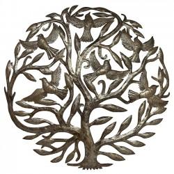 Tree of Life - Birds: Wall Hanging