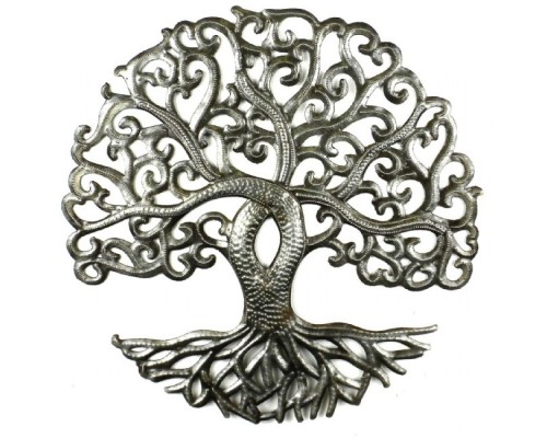 Tree of Life - Curly: Medium Wall Hanging