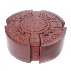 Puzzle Box - Cross
