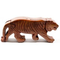Puzzle Box - Tiger