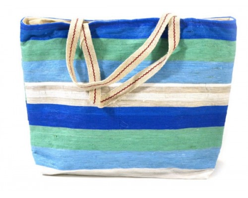 Tote Upcycled Bag - The Breezy