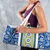 Yoga Bag - Upcycled Cotton Kantha