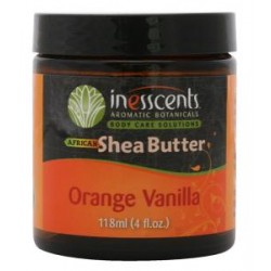Organic Shea Butter - Orange Vanilla