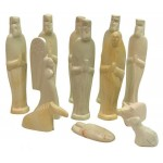 Nativity Set - Soapstone - Medium