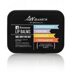 Organic Lip Balm 4xPack