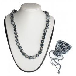 Necklace - Sari Beads