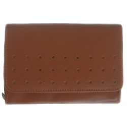 Wallet - Eco Leather - Ochre