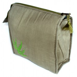 Cosmetic / Bathroom Bag - Ayur Organic Cotton