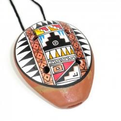 Ocarina Necklace - Traditional
