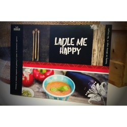 OAI Charity Cookbook: Ladle Me Happy
