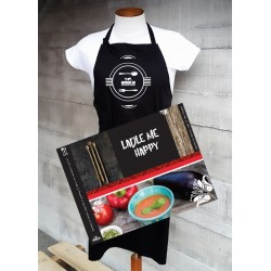 OAI Charity Cookbook & Apron Bundle