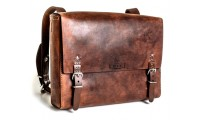 Satchel: The Goodstead - Ethical Leather